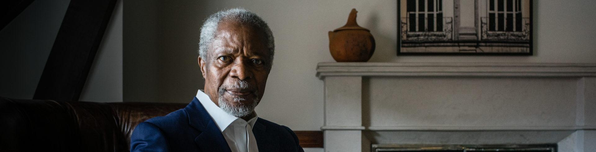 Kofi Annan - Can Post-Violence Reconciliation Succeed?