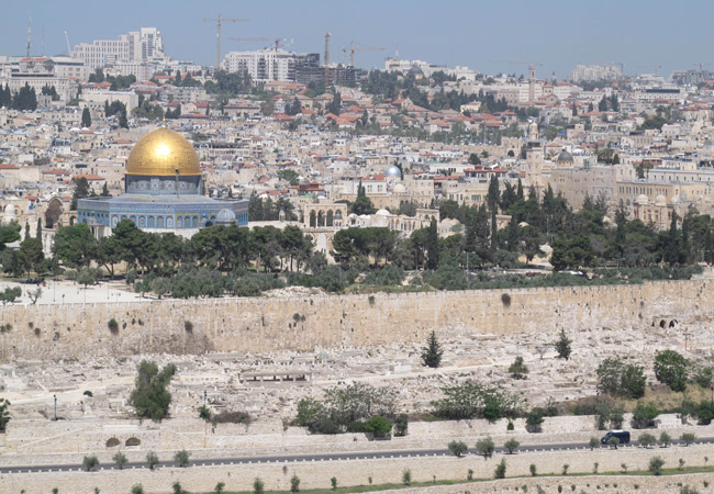 The Elders condemn US recognition of Jerusalem as Israeli capital as grave risk to peace - Kofi Annan Foundation
