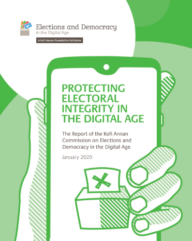 Kofi Annan Commission on Elections and Democracy in the Digital Age