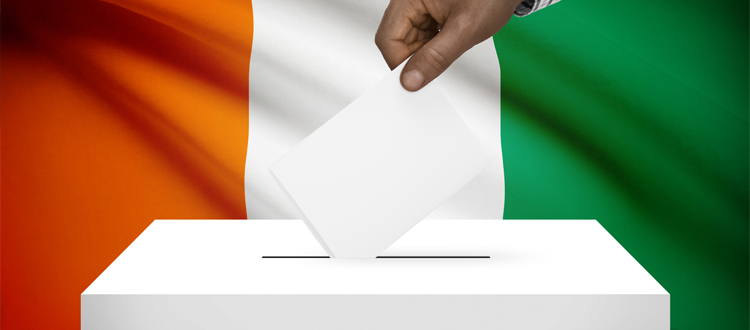 Appeal for peaceful elections in Côte d'Ivoire