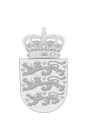 National Coat of arms of Denmark
